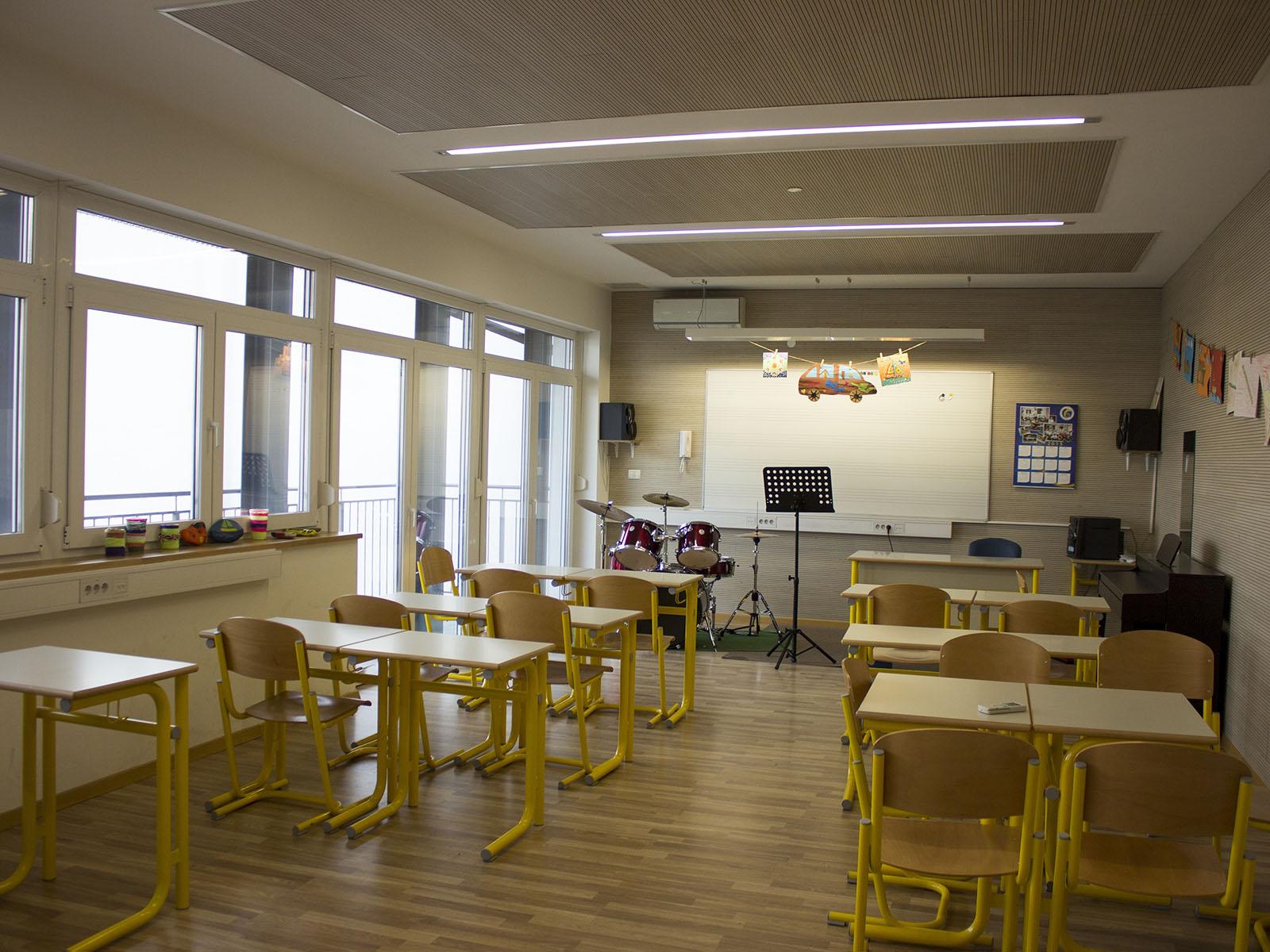 Godbeniška šola #2